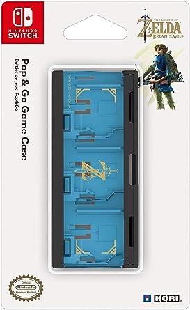 HORI - Estuche de juegos Pop & Go Zelda (Nintendo Switch): Amazon.es: Videojuegos