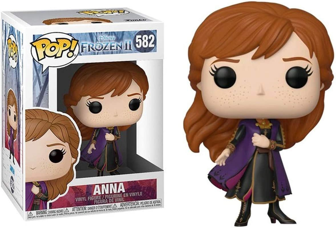 Funko Pop Disney Frozen 2 Anna Vinyl Figure Funko Toys Games