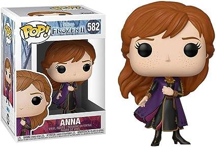 Amazon Com Funko Pop Disney Frozen 2 Anna Multicolored Toys