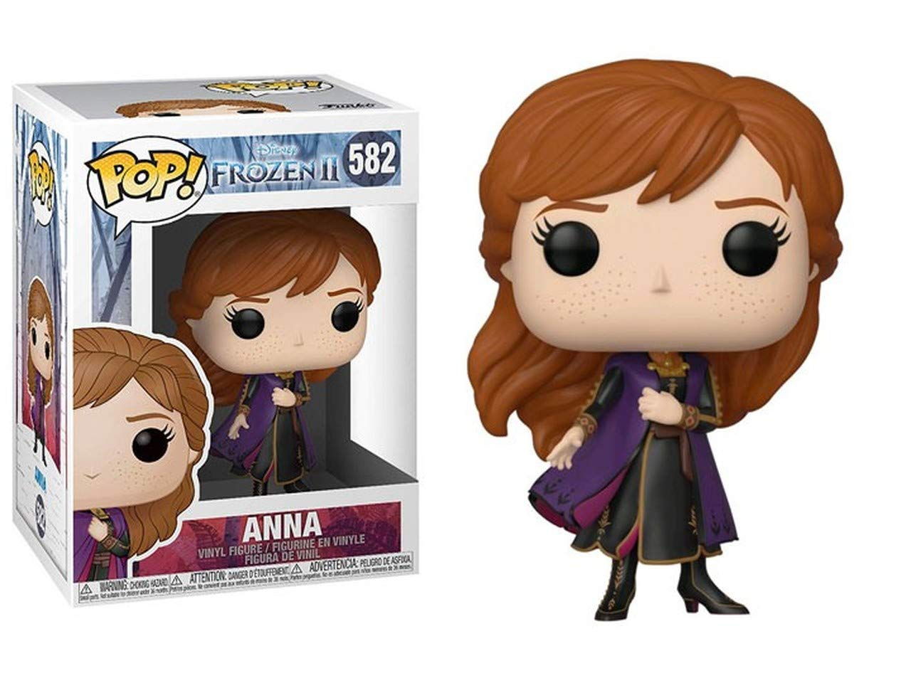 Funko Pop! Disney: Frozen 2 – Anna Vinyl Figure