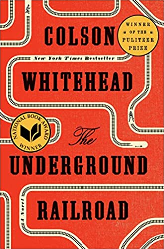 Image result for underground railroad colson whitehead