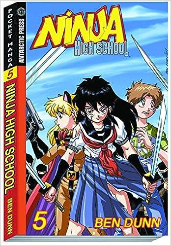 Ninja High School Pocket Manga #5: No. 5: Amazon.es: Ben ...