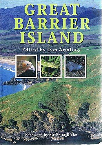 Read Online Great Barrier Island pdf