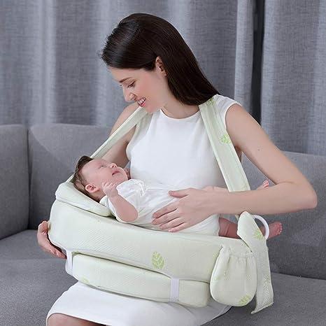 MYRCLXR Almohada Multifuncional para Embarazo y Almohada para ...