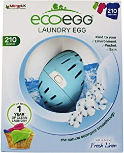 Eco Egg - Laundry Egg 210 Washes Fresh Linen