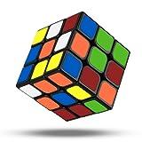 Rubiks Cube,Mopoin 3x3 Zauberwürfel Original Speed Cube Magic Cube mit Optimierten Dreheigenschaften für Speed-Cubing Geeignet für Anfänger,Lebendigen Farben