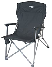 Yellowstone Castleton Outdoor Camping Chair, Multicolour