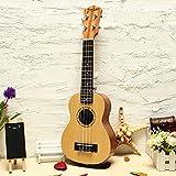 Generic Deviser UK21-50 21 Inch Ukulele Hawaiian Stringed Instrument Guitar