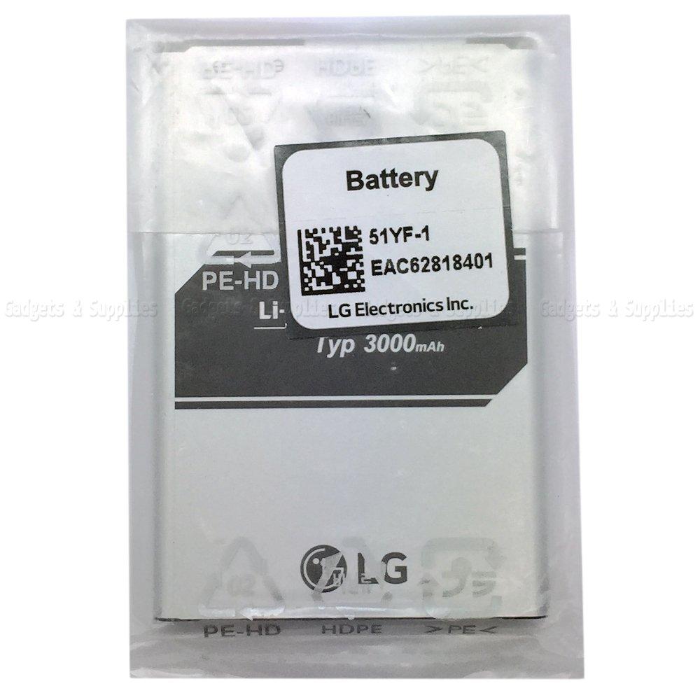 LG G4 BL-51YF 3000mAH Spare Battery 1EA (Only Battery) B017AKLO4S