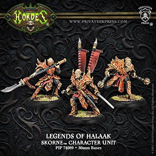 (Hordes: Skorne Legends of Halaak Praetorian Character Unit by Hordes)