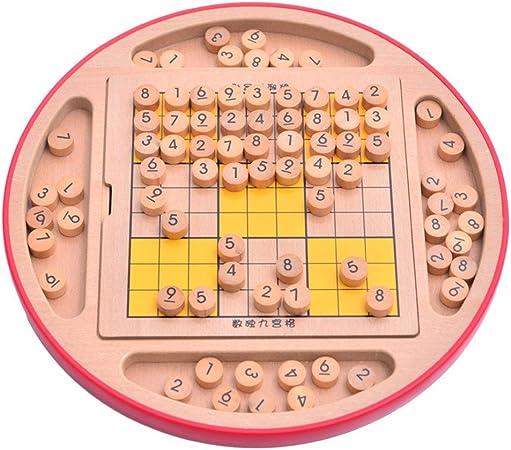 Kanqingqing Damas Chinas Multifunción Juego de ajedrez - Damas Chinas Familia Juegos de Mesa for niños y