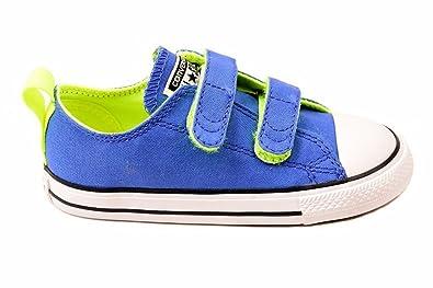 74802651003 Converse Infant CTAS 2V OX 754285C Sneakers Oxygen Blue UK 4