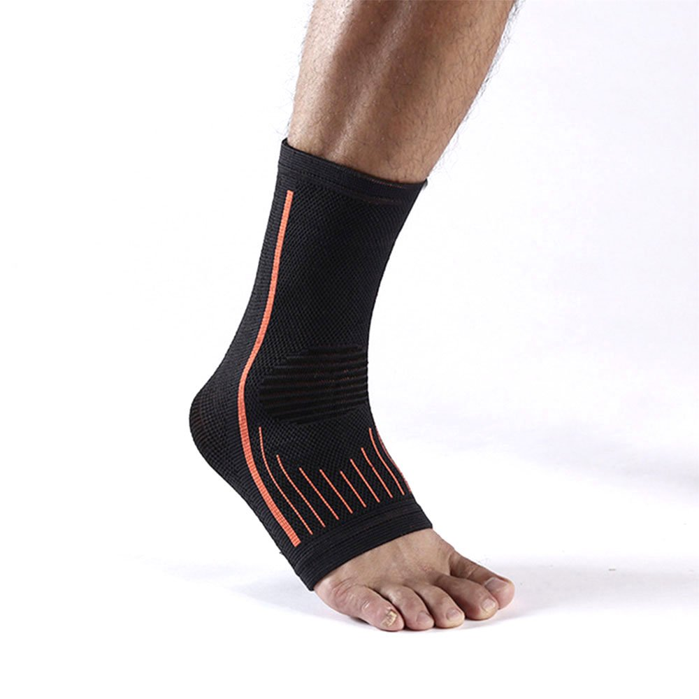 Plantar Fasciitis Compression sleeves -Night Splint Socks, Shoe, Insoles, Inserts & Orthotics for Foot, Ankle Pain Relief for men, women, nurses, maternity, pregnancy, running & heel spur-Single by OEM