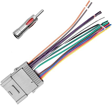 Stereo Wiring Harness 2006 Buick Terraza from images-na.ssl-images-amazon.com