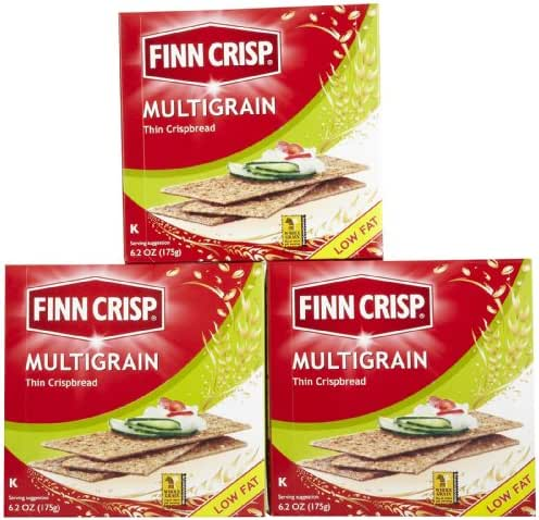 Crackers: Finn Crisp Multigrain