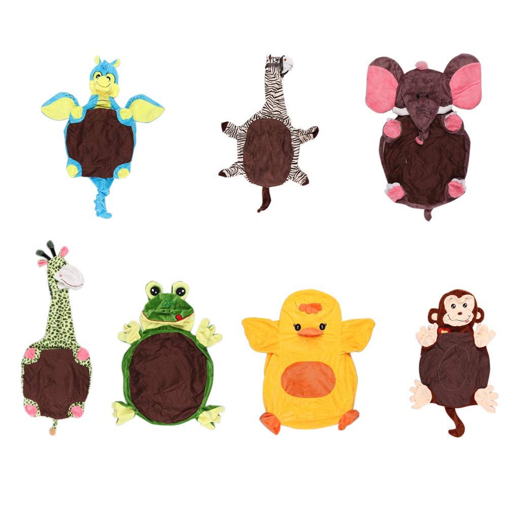 Karikatur-Tierkindersitz-Sofa-Abdeckungs-Baby-Stuhl-Bean-Tasche