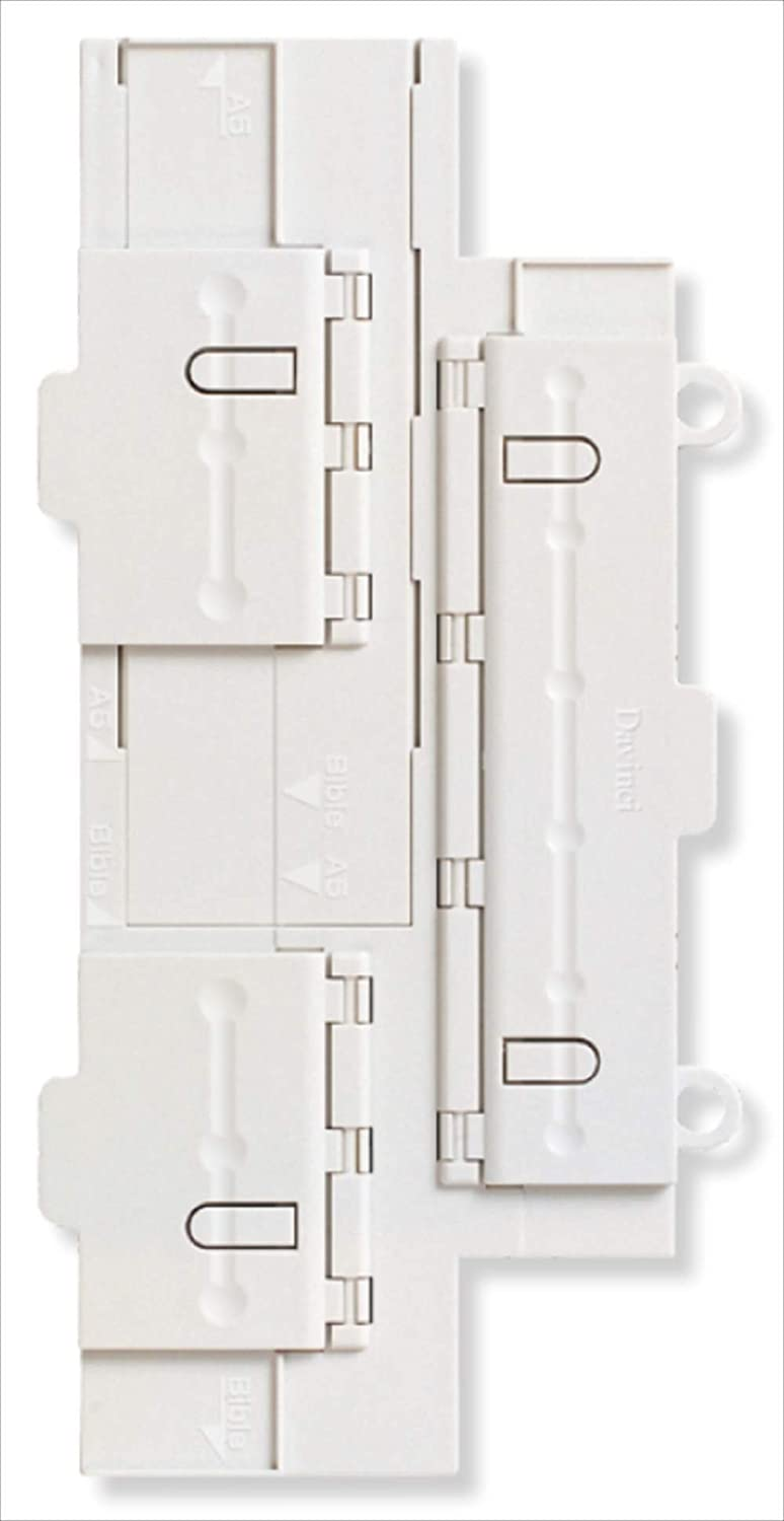 bible 6-hole type Raymay 6-hole punch for personal organizers for mini 6-hole type and A5 6-hole type DR1300