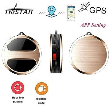 Rastreador GPS Pequeño GPS Tracker Coche Localizador GPS para Coche Dispositivo Seguimiento GPS Seguimiento de La
