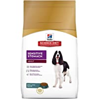 Hill's Science Diet Adult Sensitive Stomach Chicken Meal & Barley Recipe Dry Dog Food, 12kg Bag