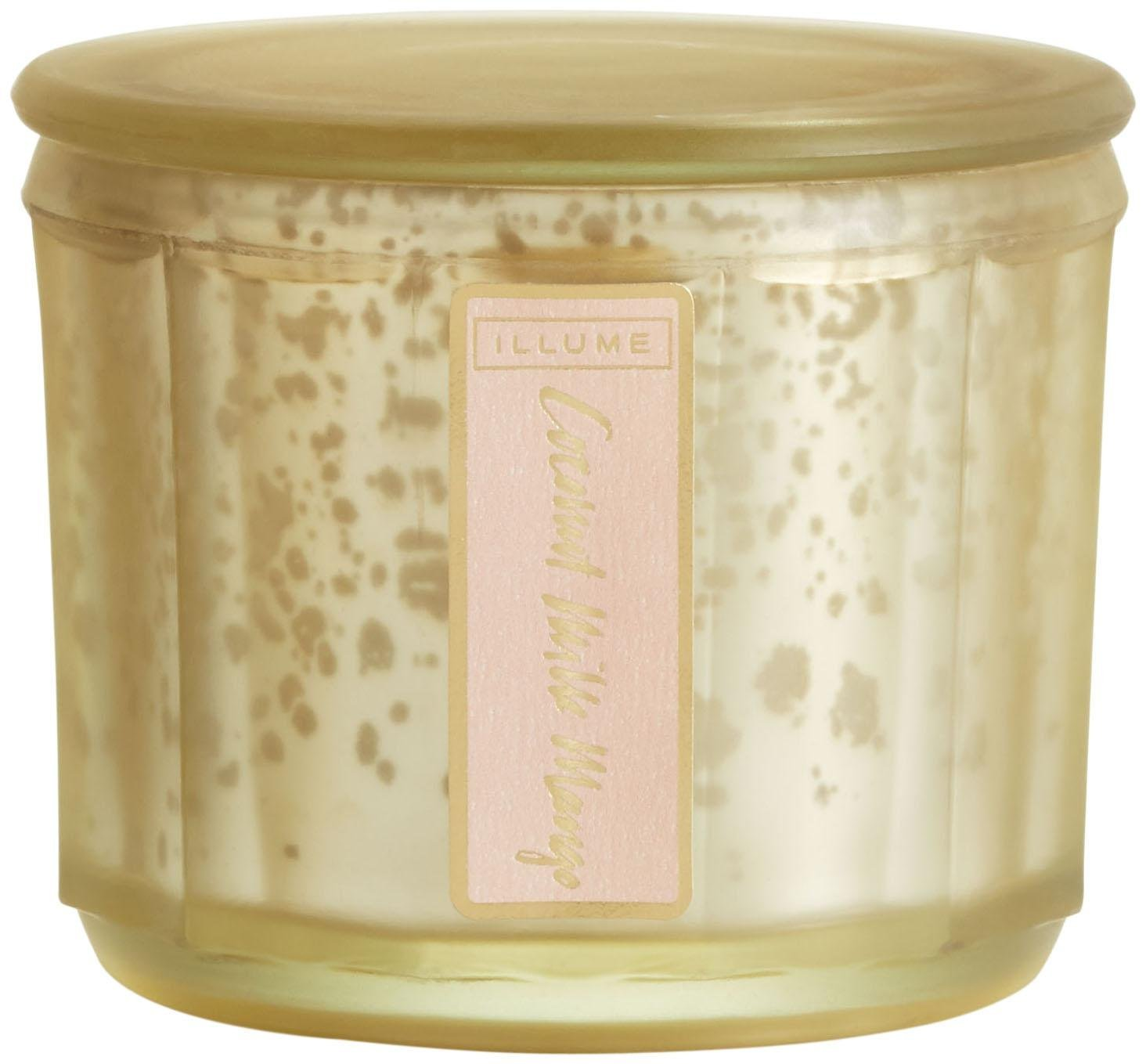 Illume Lustre Jar Candle - Coconut Milk Mango