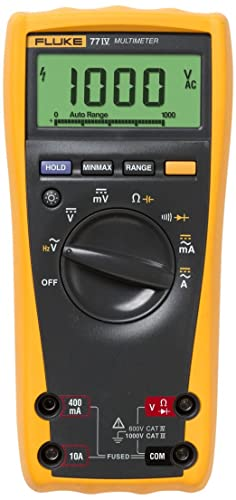 Best Automotive Multimeter Fluke 77-IV Digital Multimeter