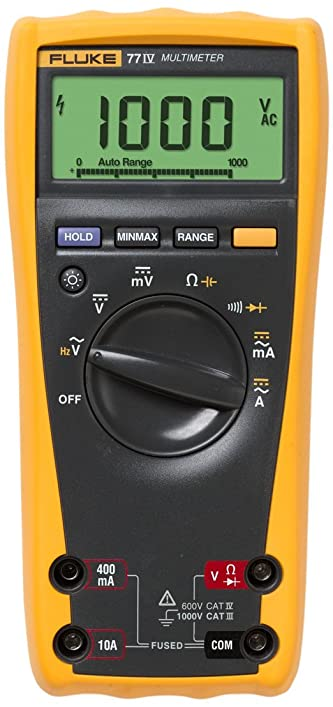 Fluke 77-4 Automotive Digital Multimeter