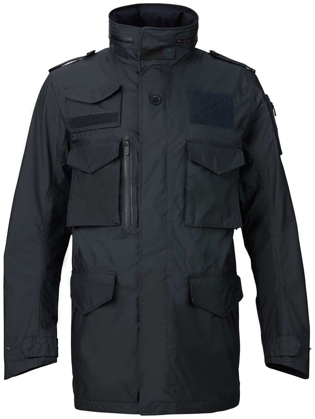 Burton x UNDEFEATED x Alpha M-65 Trench 15/16 Jacket - Black Ops