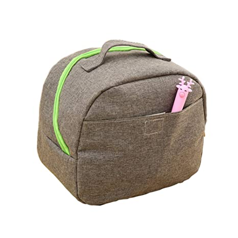 Amazon.com: WiseHome Bolsas de almuerzo reutilizables de ...