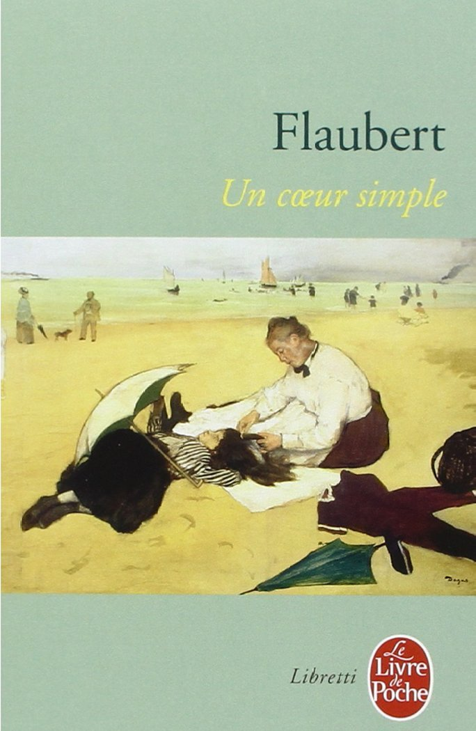 """Résultat de recherche d'images pour """"Un coeur simple Flaubert"""""""