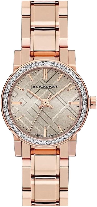 BURBERRY BU9225 - Reloj para Mujeres Color Dorado