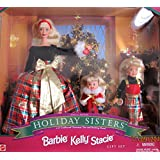 Barbie Special Edition Holiday Sisters - 1998