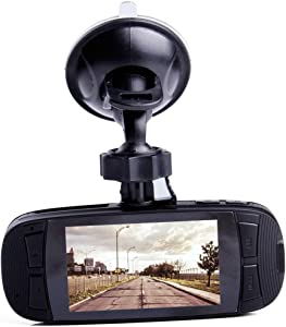 "VIOFO Dash Cam G1W-S 1080P Full HD 2.7"" LCD Wi-Fi Dash Camera with GPS, G-Sensor, Motion Detection, Loop Recording, WDR"