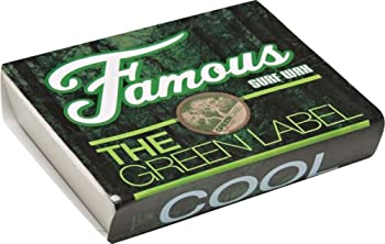Famous Green Surf Wax