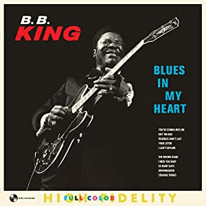 Blues In My Heart (Limited 180G/Dmm)