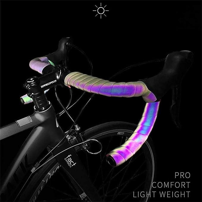 2x Cycling Road Bike Bicycle Handlebar Tape Bicycle Bar   Bar Plugs p