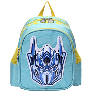 Mochila Escolar Para Niños Adolescentes Ligeros Transformers Mochilas Para Niños Y Niñas Bolsas Escolares De 3-8 Años,Transformers(blue)-36 * 30 * 14cm: ...