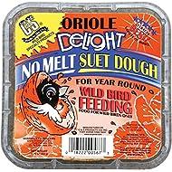 C&S 12567 Oriole Delight Suet, 11.75-Ounce