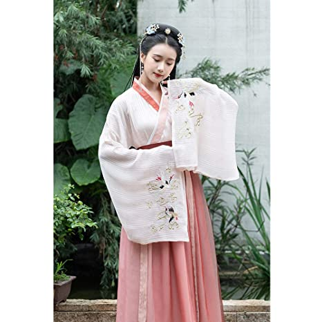 Amazon.com: YCWY Womens Ancient Chinese Costume, Vintage ...