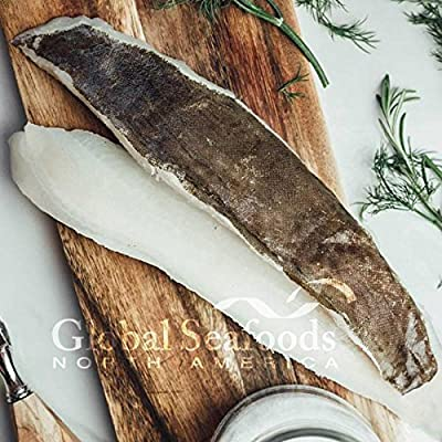 Pacific Dover Flounder Fillets 10 Lbs