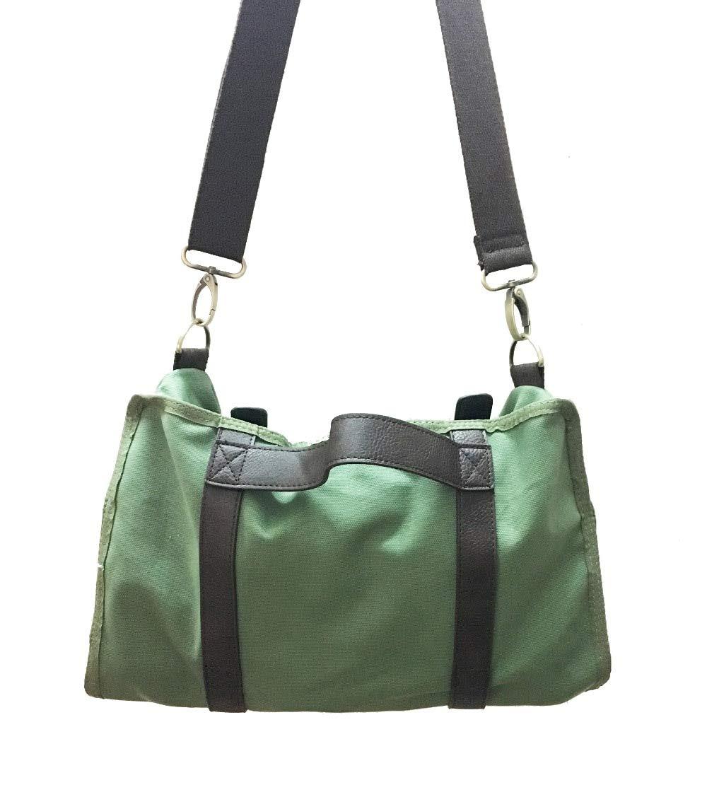 VT BigHome Bar Tool Bag Mixology Bag Professional Bartender Bag Empty Bag for Professional Bartenders and Mixologists