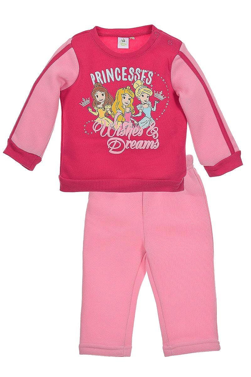 Disney Princess bebé-niñas Chándal: Amazon.es: Ropa y accesorios