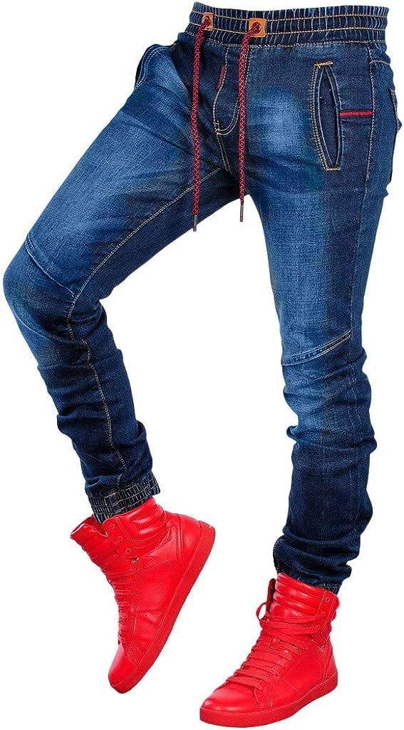 Xmiral Pantaloncini Slim Fashion Jeans Uomo 972302