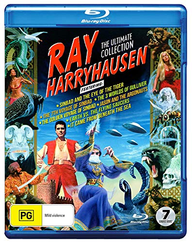 Ray Harryhausen - The Ultimate 7 Film Collection (John Wayne Ultimate Collection)