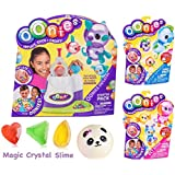 Oonies Starter Pack With Two Theme Pack Bundle - Free Panda Gift Included