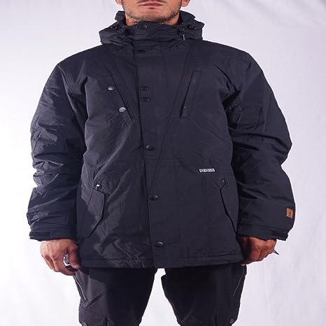 L1 Outerwear Odin Chaquetas Snowboard, Hombre, Negro, L
