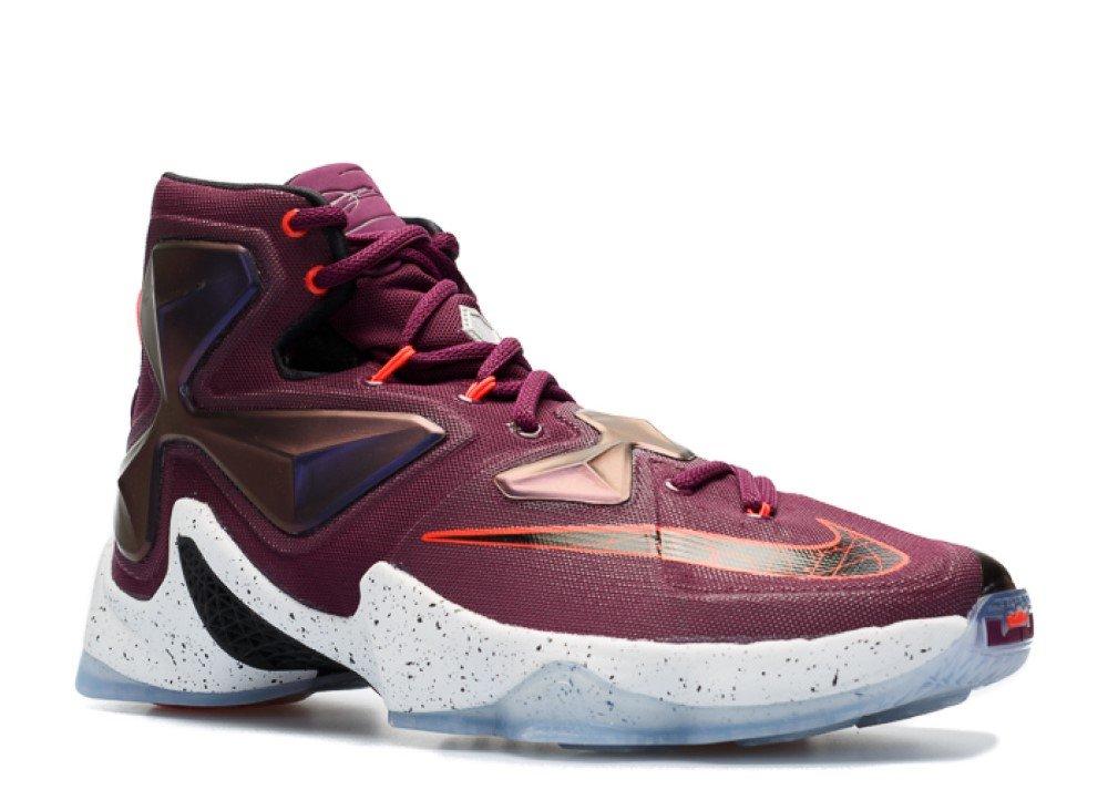 best service be6fe caef0 Galleon - Nike Lebron XIII Men s Basketball Shoes Mulberry Black-Purple  Platinum Vivid Purple 807219-500 (11.5 D(M) US)