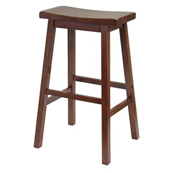 Amazon.com: Curved Saddle Seat, Stool, Ladder Chair, Bench, Couch ...