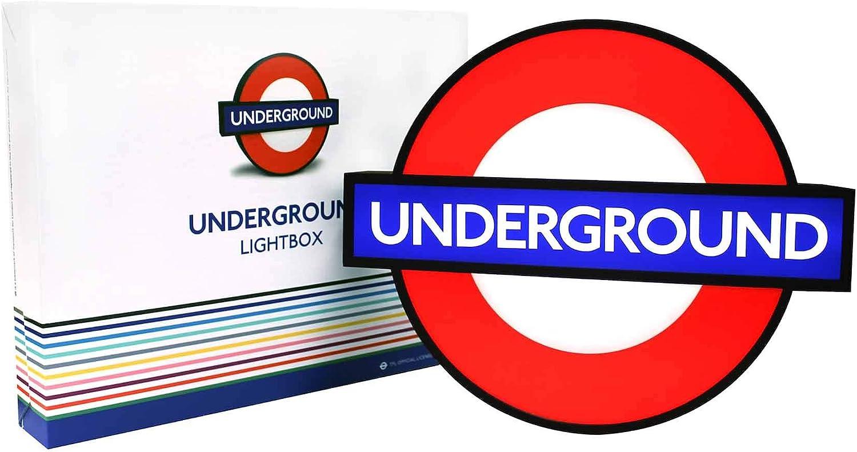 London Underground Lightbox Amazon Co Uk Lighting