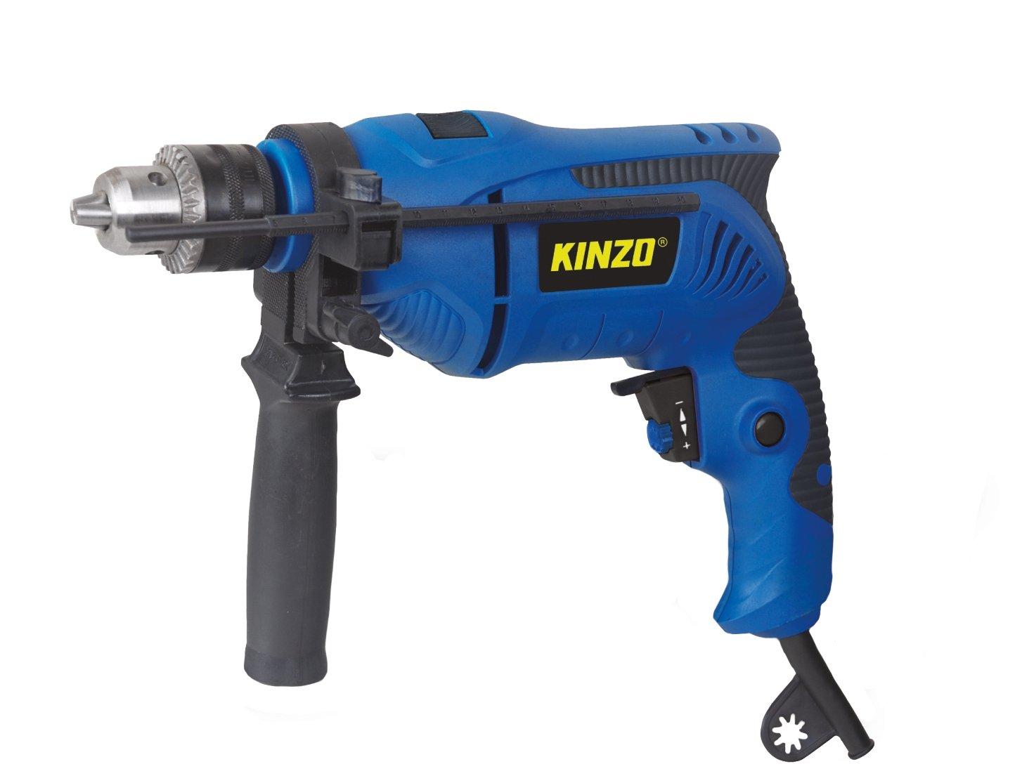 KINZO 72192 - Mandrinadora HD 500 W