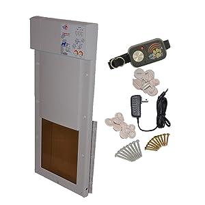 Power Pet Electronic Pet Door